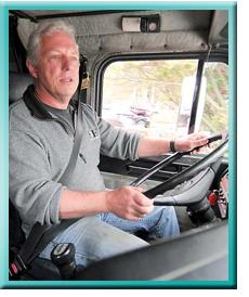 Teherautó vezetői tanfolyam - C kategóriás jogosítvány